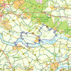 Fietsroute: Kromme Rijn & Rivierenlandroute (http://www.route.nl/fietsroutes/115732/Kromme-Rijn---Rivierenlandroute/)