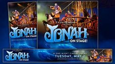 Experience the Bible's most epic stories as they come to life on a panoramic stage! Christian Cartoons, Jonah And The Whale, Epic Story, Great Tv Shows, Kid Movies, Help Teaching, Bible Stories, Sabbath, Child Love