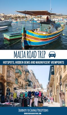 Malta may be a small island, but it's a destination big on stunning landscape, centuries old culture and fascinating history. Nestled between southern Italy and the coast of North Africa, it could be easily overlooked in favour of its popular neighbours, except you'll find more here than you thought possible from such a tiny landmass… More: http://www.bordersofadventure.com/ultimate-malta-road-trip-20-cultural-hotspots-hidden-gems-magnificent-viewpoints/ #Malta #travel