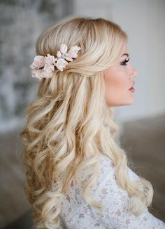 79 Bridal Wedding Hairstyles For Long Hair that will Inspire
