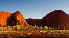 Uluru – Mutitjulu Walk