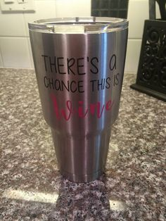 Yeti Tumbler Decals Wine Carolina Mom Custom Designs My - Custom vinyl stickers for wine glasses   for business