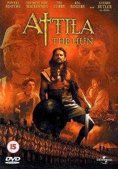 Attila, Isten ostora  poszter