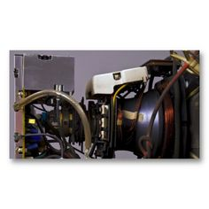 Cathode Ray Tube Business Card Templates