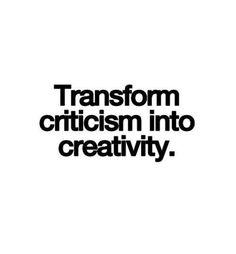 Creativité : Creativity