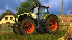 Claas Axion 950 - http://fs15world.com/tractors/claas-axion-950-reworked-mod