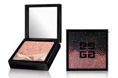 Givenchy Spring Look - Compact Powder Beauty Preview Innovation 2015 VOGUE