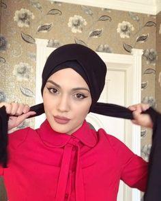 """6,725 Likes, 147 Comments - Зайнаб Сапарова& (@makeup_saparova) on Instagram: """"Всем доброго вечера!!! Сегодня новый способ , как завязать тюрбан!!! Учитесь ❤️❤️❤️❤️Всем приятного…"""""""