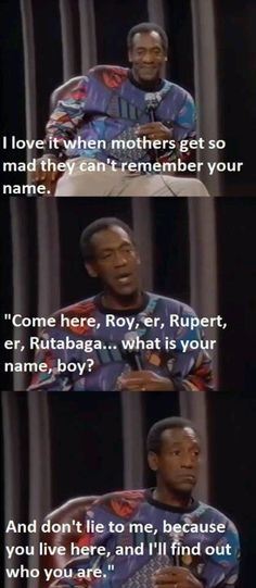 I LOVE Bill Cosby HIMSELF!