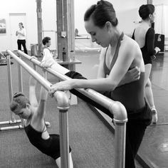 """""""Ballet is a constant struggle between strength and softness,"""" says Danna Parker about her Terpsicore dancers. Read more: http://magazine.frontdoorsnews.com/#/30/ #terpiscore #arizona #ballet #frontdoorsnews #arizonanews"""