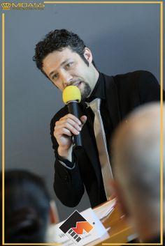 Verdiano Vera. Ideatore e Direttore di FIM. Conferenza Stampa 5 Maggio 2014. FIM - Fiera Internazionale della Musica. 16/17/18 Maggio 2014. Fiera di Genova. (© 2014 Midass/FIM® - Foto di Maurizio Piperissa)