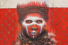 "Items similar to Graffiti ""DaleGrimshaw"" Large Poster, Graffiti Print, Street Art London, Graffiti Art, Graffiti Wall Decor on Etsy Graffiti Prints, Graffiti Wall, Beautiful Graffiti, Street Art London, Dorm Walls, Face Art, Art Faces, Wall Decor, Scene"