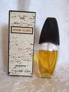 Anne Klein Original Perfume Womens Vintage Eau de Parfum Spray Boxed Rare #annekleinperfume
