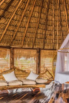 Azulik Hotel & Maya Spa - Tulum, Mexico