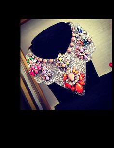 Statement Necklace by Shourouk