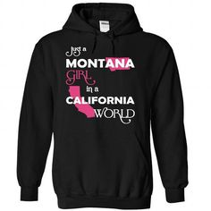 (Montana001) Just A Montana Girl In A California World #fashion #clothing