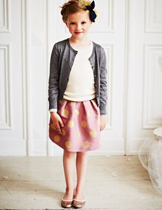 I've spotted this @BodenClothing Brocade Party Skirt