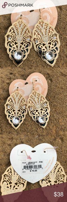 NWT Brighton earrings . Albertine Earrings Brighton Jewelry Earrings