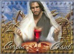 04 de junho-Legenda-Dia de Corpus Christi