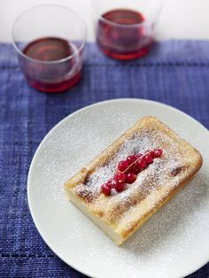 Gâteau de semoule - Recette de cuisine Marmiton : une recette