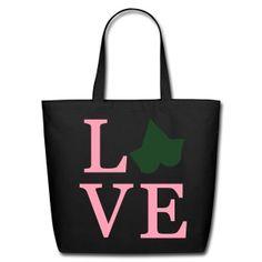 Love my pink & green