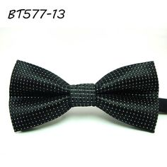 2016 Polyester Men's Bow Tie Brand Classic Dot Tie Bowtie For Men Leisure Business Bowknot Bow Tie Accessories Mens Bow tie