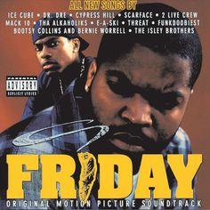 Original Motion Picture Soundtrack - Friday (Original Motion Picture Soundtrack) [Explicit Lyrics] (CD)