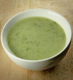 Recept komkommersoep