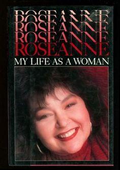 Roseanne Barr a warrior i love her.