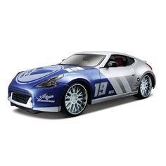 Toys R Us collectible car models- 370Z Nissan