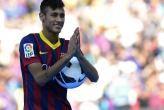 Neymar fue presentado con el Barcelona ante más de 50 mil personas
