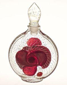 Perfume bottle, Richard Clements