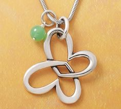 Linked Heart Butterfly James Avery Jewerly