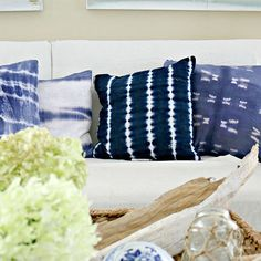 Learn how easy it is to do this popular Shibori tie-dye method.