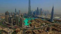 So beautiful Dubai City in Time Lapse,