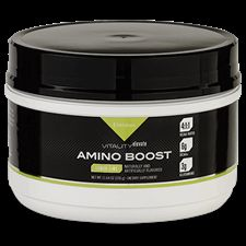 New - Vitality Elevate from Melaleuca - Amino Boost–Lemon Lime.  Those in the weight room ...read the details here.