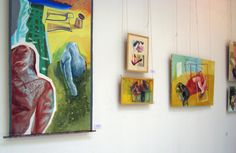 "Here are the photos from the exhibition ""WASTE - first stage"" at the Ruse Art Gallery in Ruse, Bulgaria ! The artworks will soon be exhibited also in Bucharest, Romania. Abstract Expressionism Art, Abstract Art, Time Painting, Saatchi Art, Original Paintings, Art Gallery, Canvas Art, Bucharest, Bulgaria"