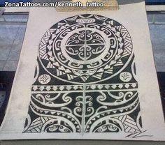 Diseño de Kenneth_Tattoo en ZonaTattoos.com, tu comunidad sobre el mundo del Tatuaje.