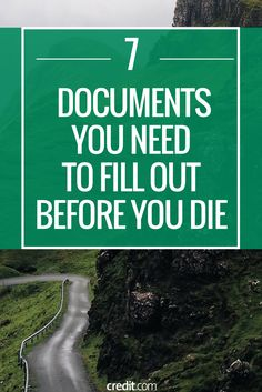 Here's a list of all the important estate planning documents you'll want to compile. Funeral Planning Checklist, Retirement Planning, Financial Planning, Retirement Funny, Emergency Planning, Retirement Quotes, Early Retirement, Family Emergency Binder, In Case Of Emergency