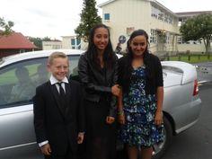 Zayn, Leaymya and Jeanelle