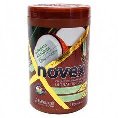 Novex Coconut Oil Hair Care Treatment Cream 35.3oz