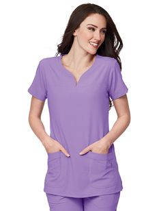 Scrubs, Nursing Uniforms, and Medical Scrubs at Uniform Advantage Medical Photography, Scrubs Uniform, Greys Anatomy Scrubs, Uniform Advantage, Medical Uniforms, Medical Scrubs, Medical Assistant, Dress Patterns, Occupational Therapy
