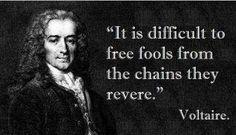 Voltaire #Quote