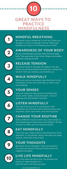 Mindfulness For Moms: Great Ways To Transform Your Focus #healthyliving #mindfulness #awareness