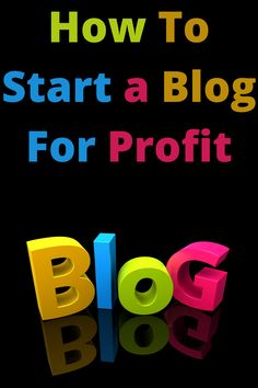An easy to follow blogging guide for beginners. A blog needs to be monetized to generate revenue. It should be a successful blog with a growing base of subscribers to keep generating more revenue. Only then would you have a profitable blog. Content Marketing, Internet Marketing, Affiliate Marketing, How To Start A Blog, Blogging, Laptop, Success, Base, Lifestyle