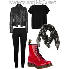 How to wear dr martens!