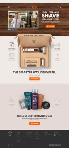 Everything you need in the bathroom – from razor blades to grooming products – automatically delivered to your door. Hair Clay, Shaving Razor, Subscription Boxes, Amazing Bathrooms, Budget Binder
