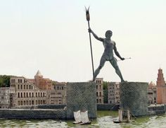 Colossus of the Rhodes