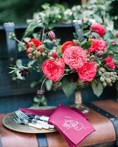 Florals: Marina Shentyapina | Anastasiya Belik Photography