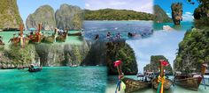 Ultimate Guide to Top 8 #Islands For The Best Trip To #Thailand Thailand Nightlife, Thailand Travel, Night Life, Islands, Around The Worlds, River, Top, Outdoor, Outdoors